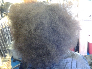 Afro Before