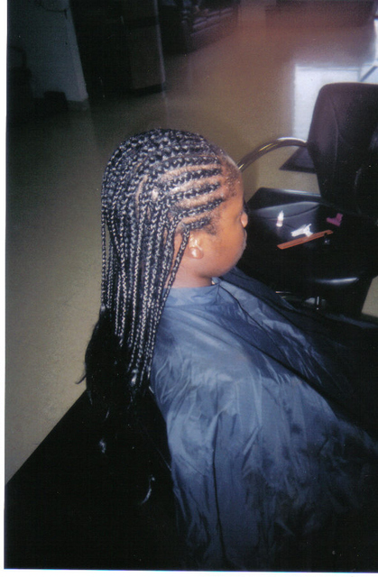 Two Layer Corn Rows