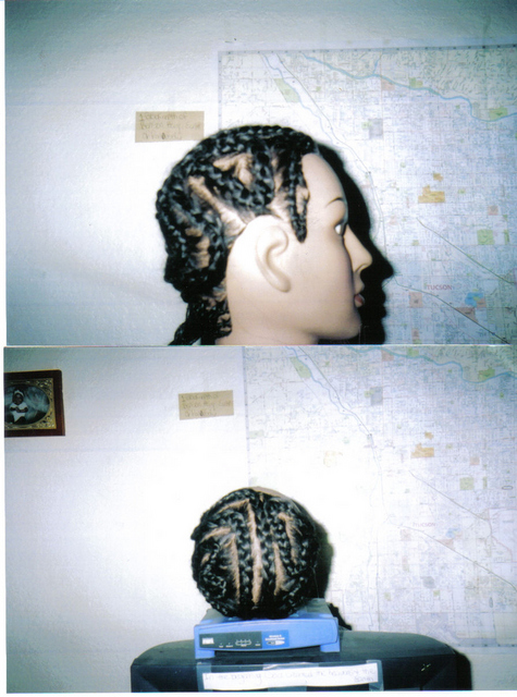 cornrow design