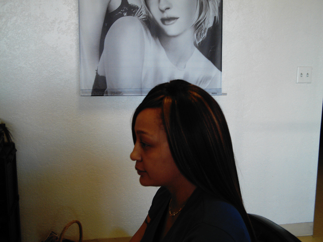 weave i did no hair left out