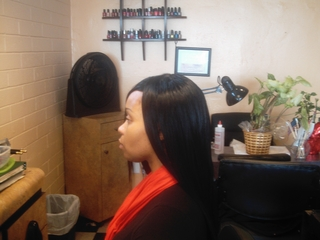 Full Weave I did