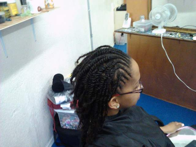 twists I did