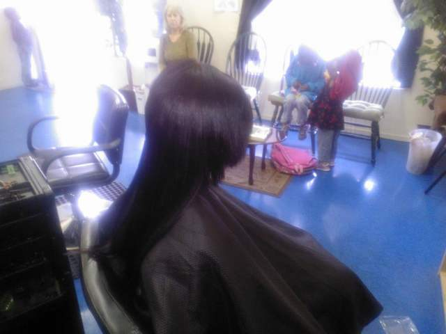 sew in weave i did