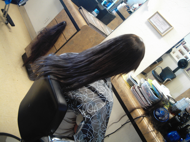 track by track hair weave i did hair was left out in between each track