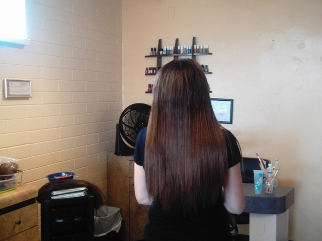 5 Tracks I put into her hair