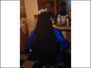 Very Long Dreads I Wash & Did Retwist